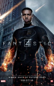 Human Torch Movie Poster
