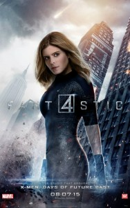 Invisible Woman Movie Poster