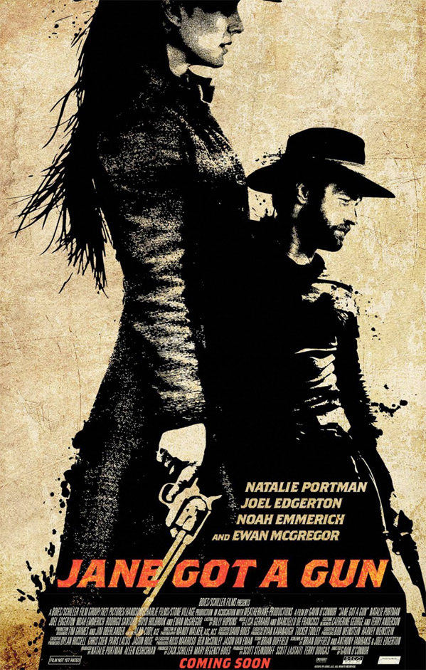 fantastic new trailer for natalie portmans western jane got a gun Jane Got A Gun