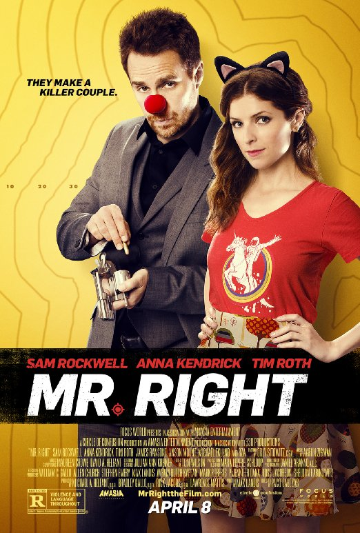 MR Right Poster1 Mr Right