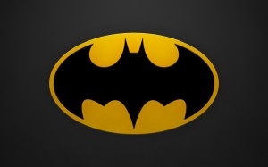 Batman 90s logo 300x187 Batman 90s logo