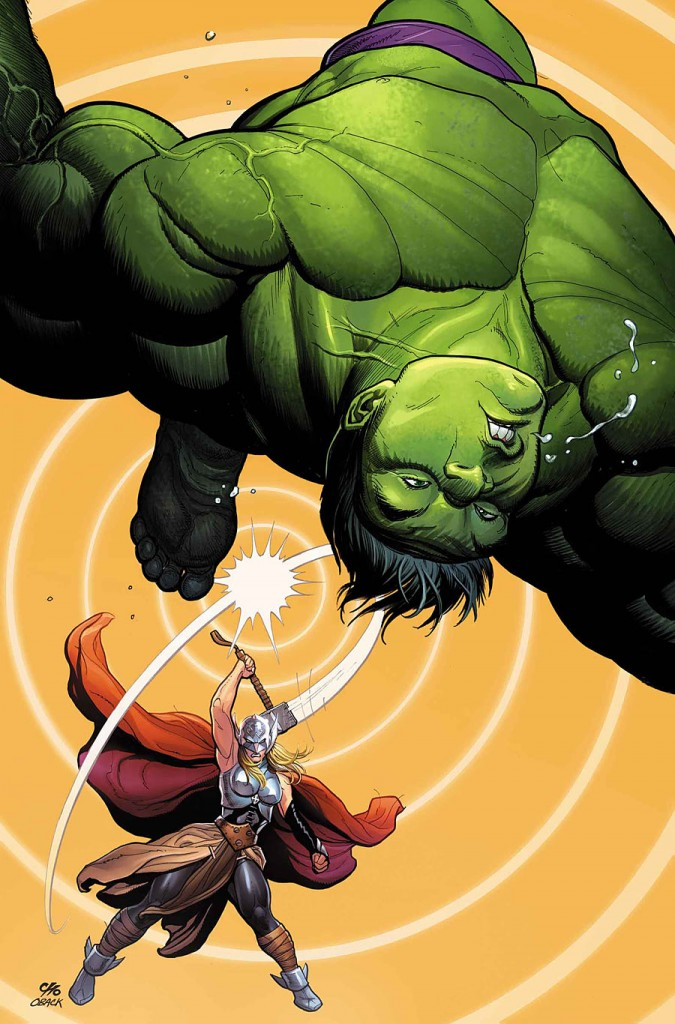 TotallyAwesomeHulk6 675x1024 Totally Awesome Hulk #6
