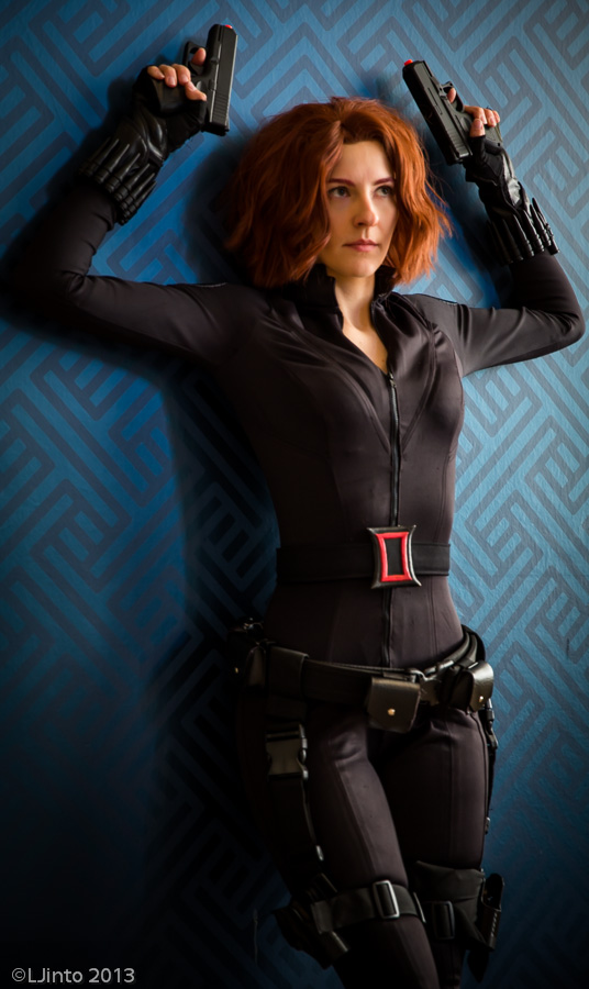 BlackWidowCosplay Black Widow Cosplay