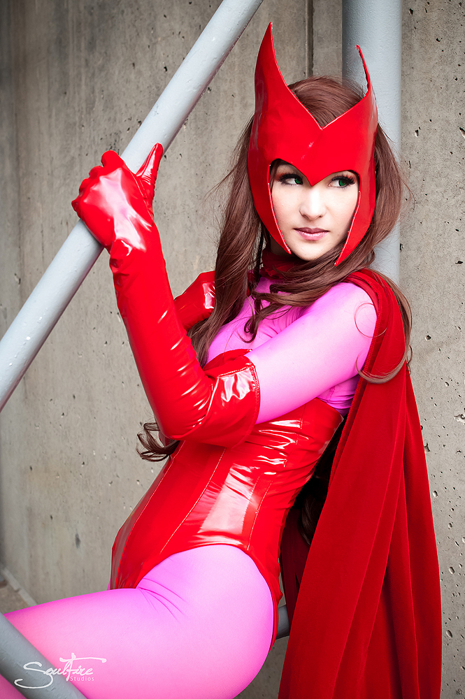 ScarletWitchCosplay Scarlet Witch Cosplay