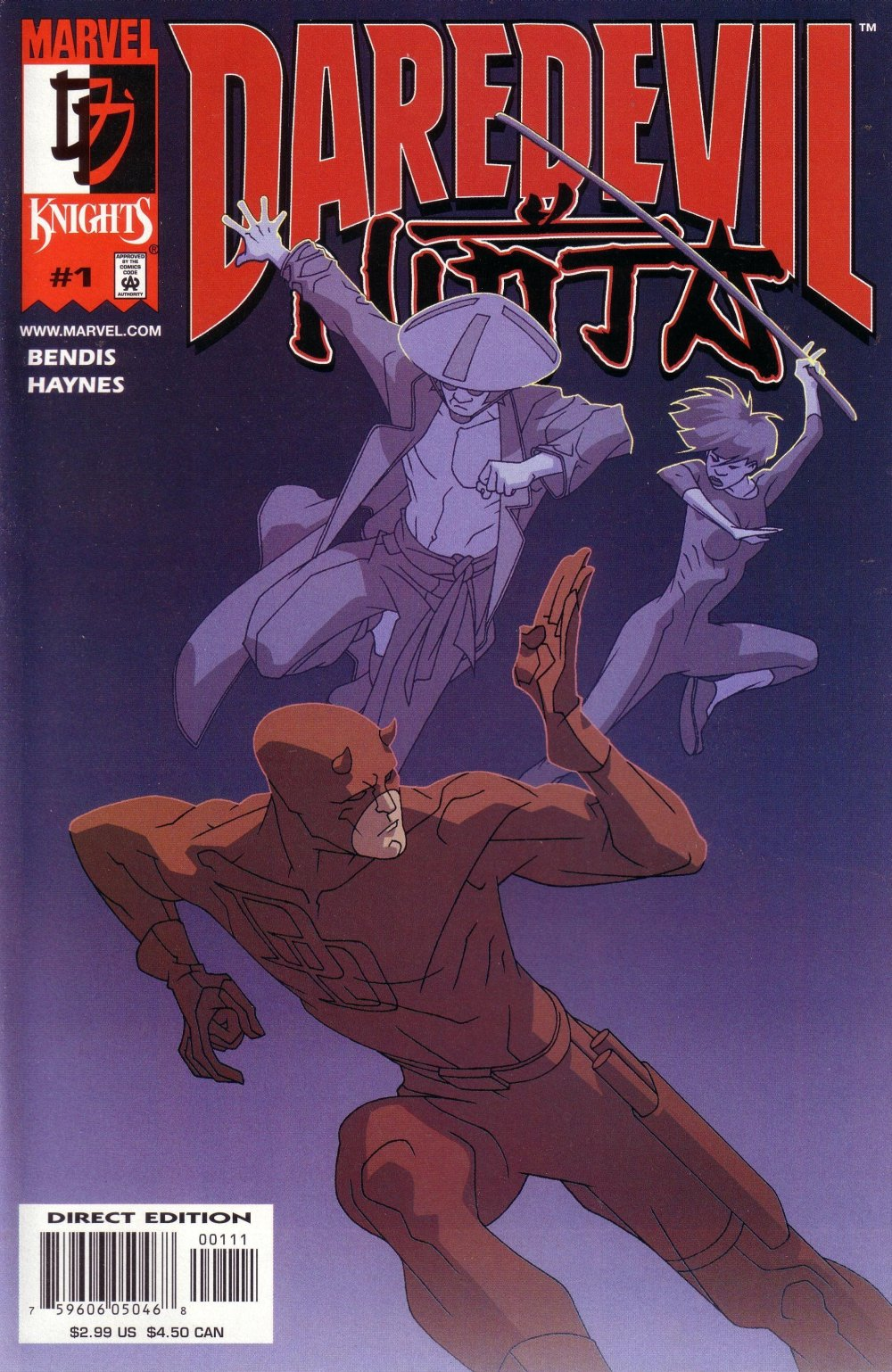 Daredevil- Ninja [Marvel] Mini 1 0001.JPG
