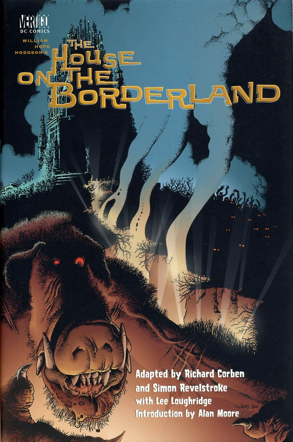 House On The Borderland [DC Vertigo] OS1 0001a.jpg