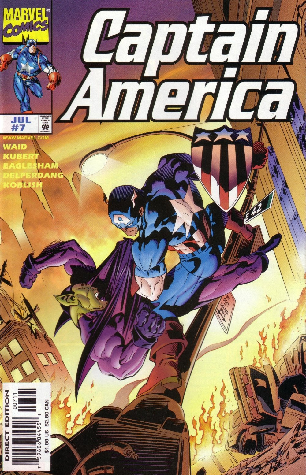 Captain America [Marvel] V3 0007.JPG