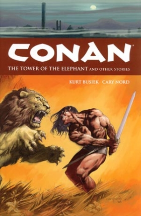Conan- The Tower Of The Elephant And Other Stories [Dark Horse] OS HC.jpg