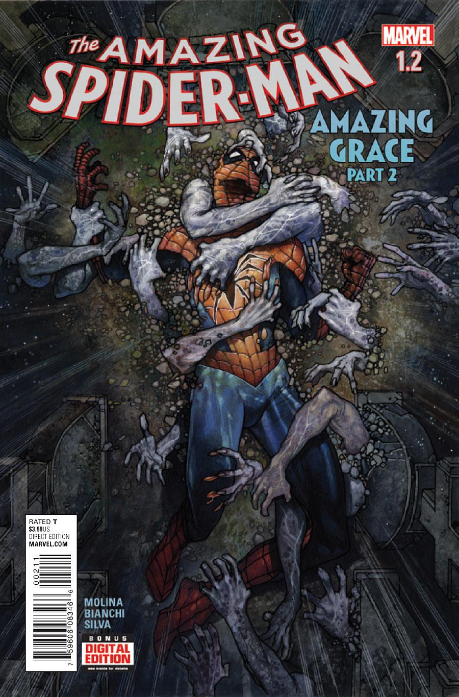 Amazing Spider-man 0001-2a