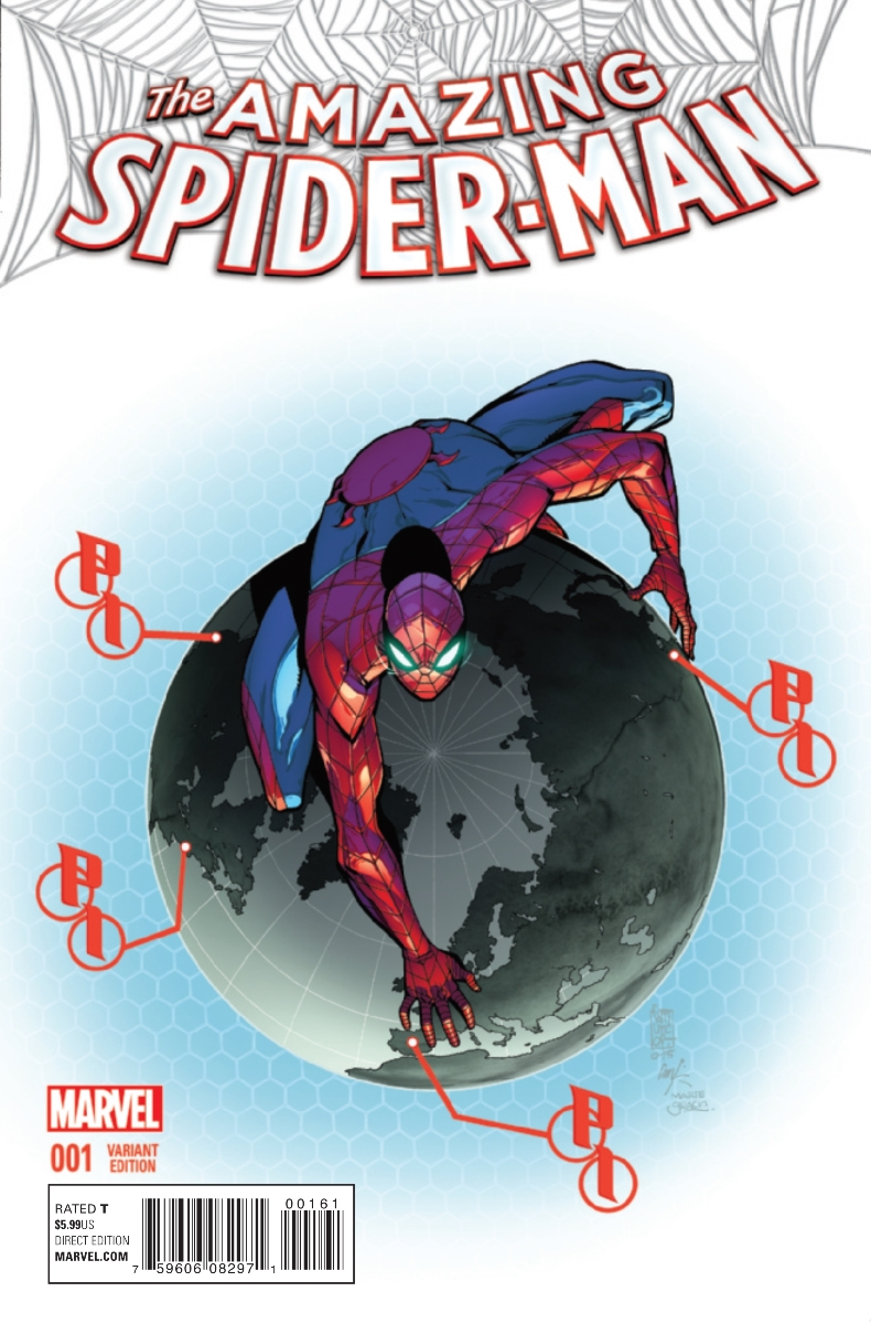 Amazing Spider-man 0001g