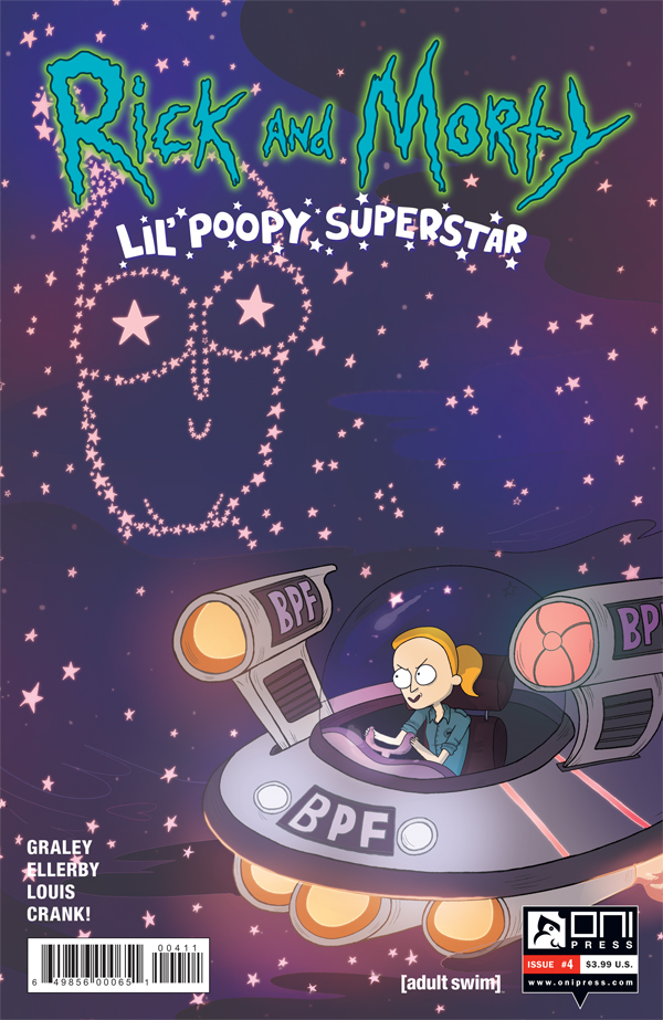 Rick and Morty- Lil' Poopy Superstar 0004