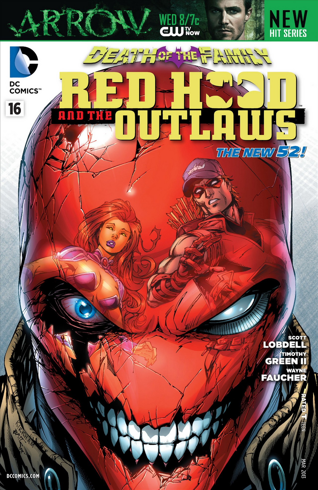 Red Hood and the Outlaws 0016