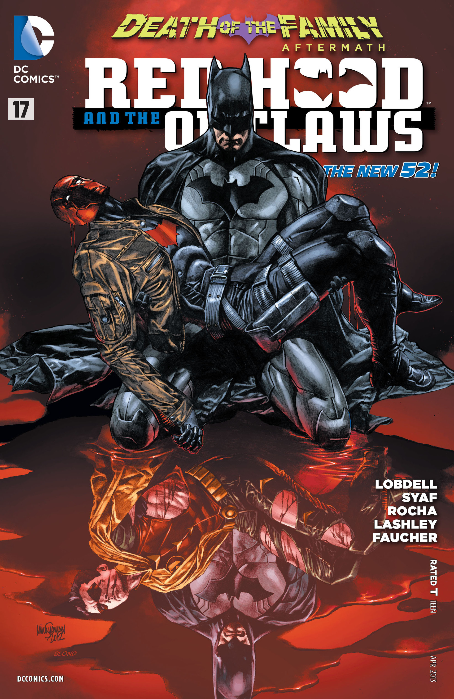 Red Hood and the Outlaws 0017