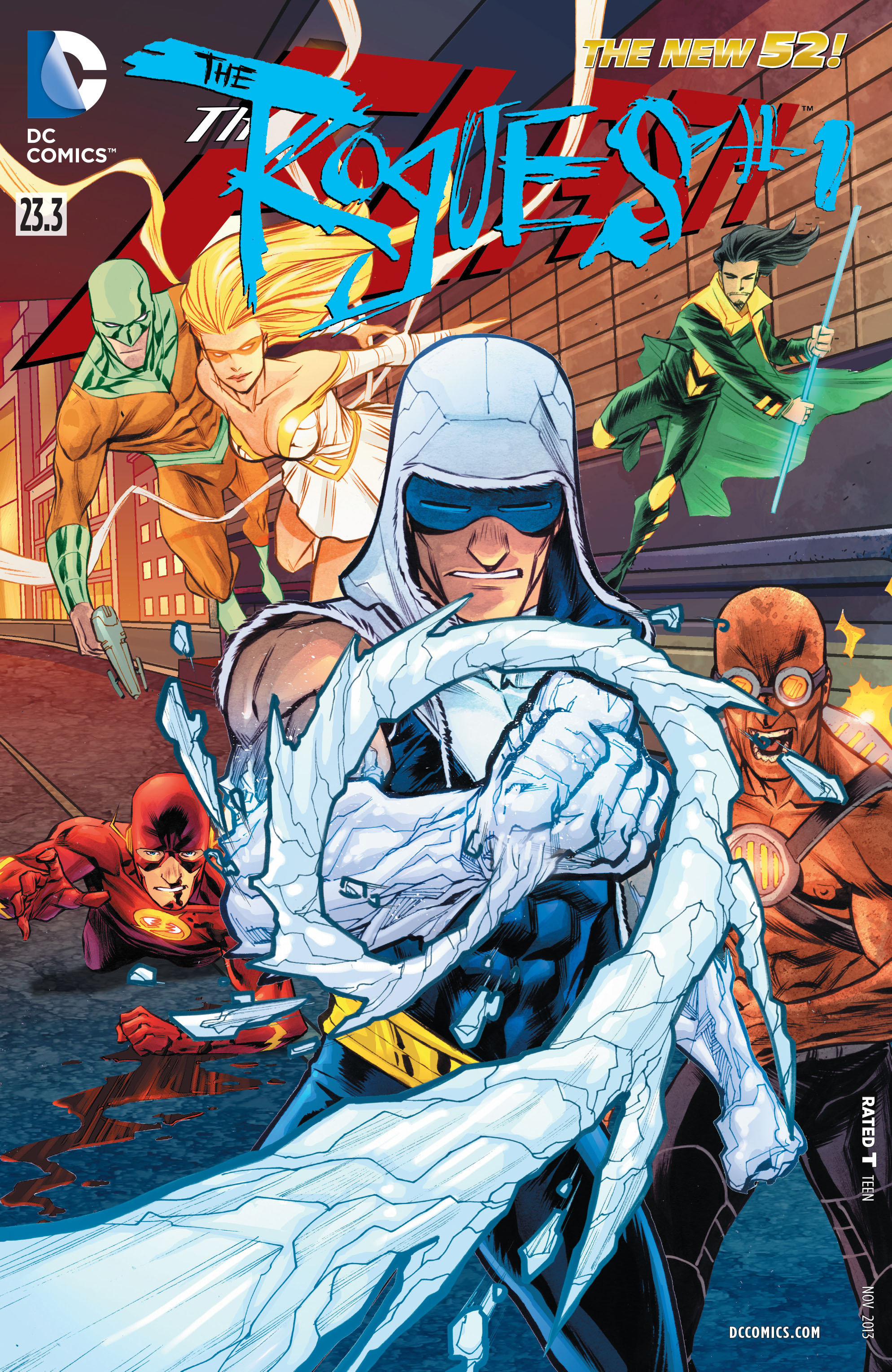 Flash, The 0023.3 Rogues