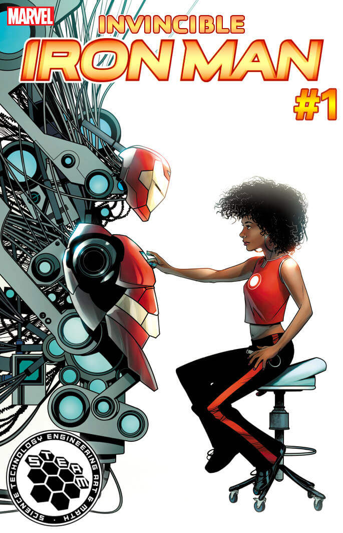 Invincible Iron Man 0001 STEAM
