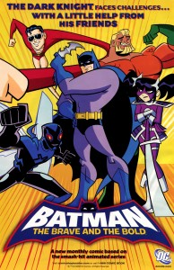 batman – brave and the bold