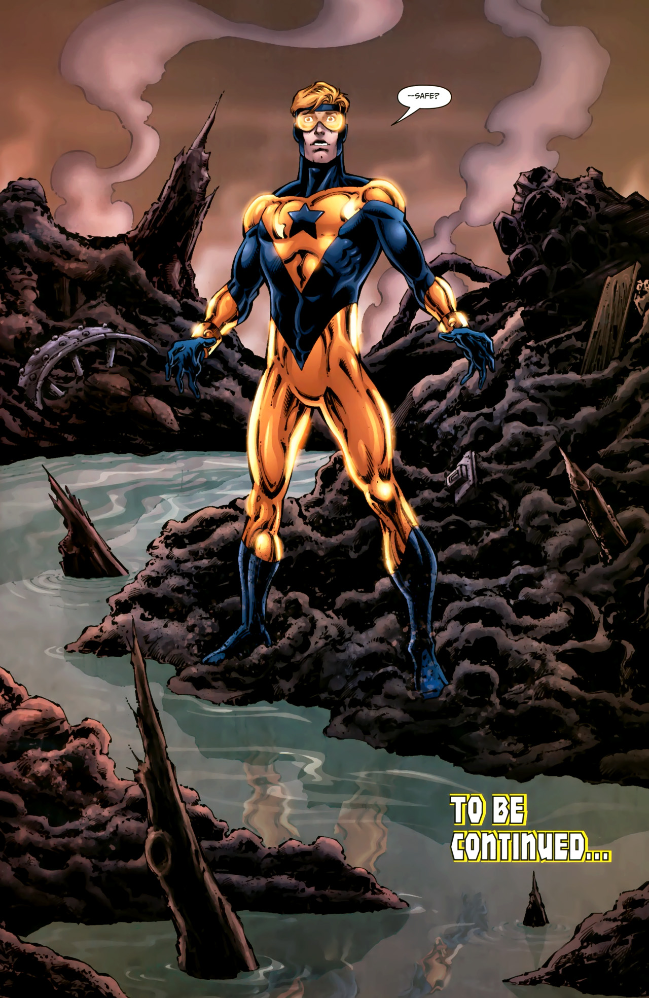 booster gold might not be safe