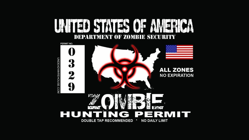 Department of Zombie Security