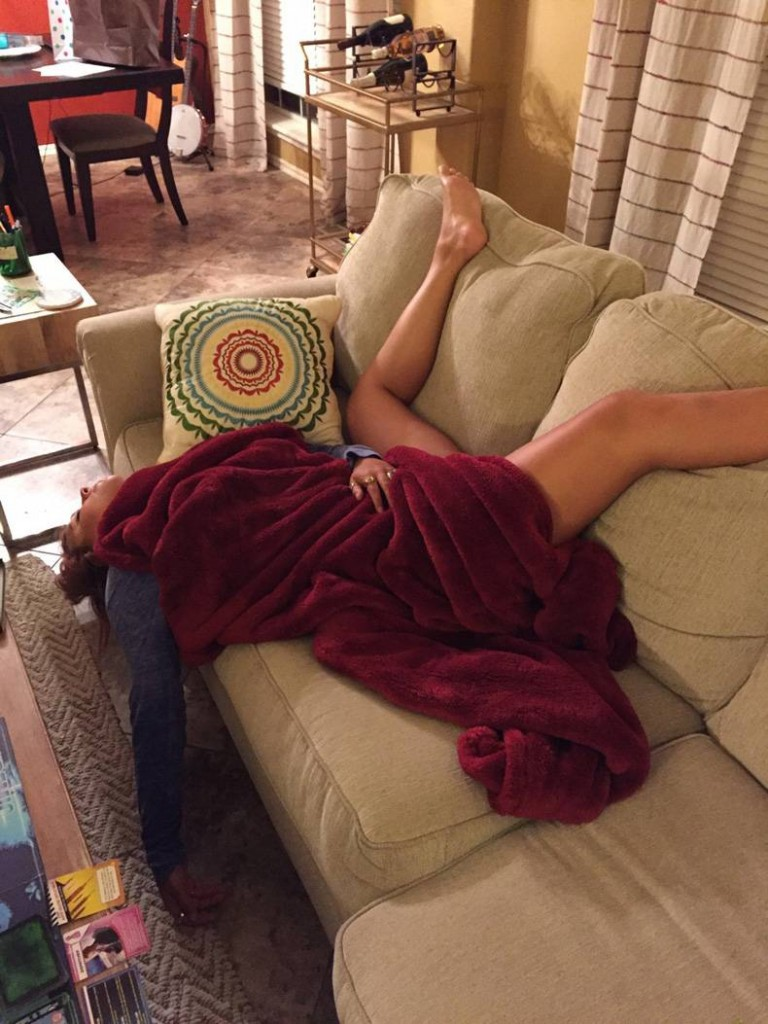 Are mistaken. my naked drunk wife passed out for