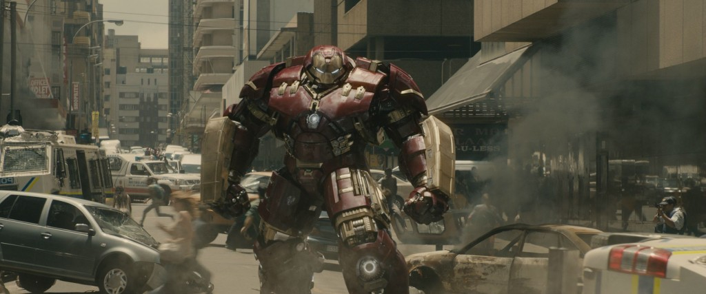 Hulk Buster – Ready To Bust