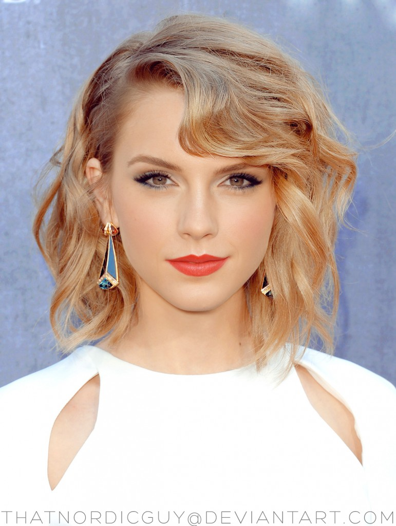 Taylor Swift in White