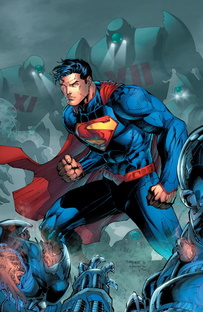 Superman of the Prime Earth
