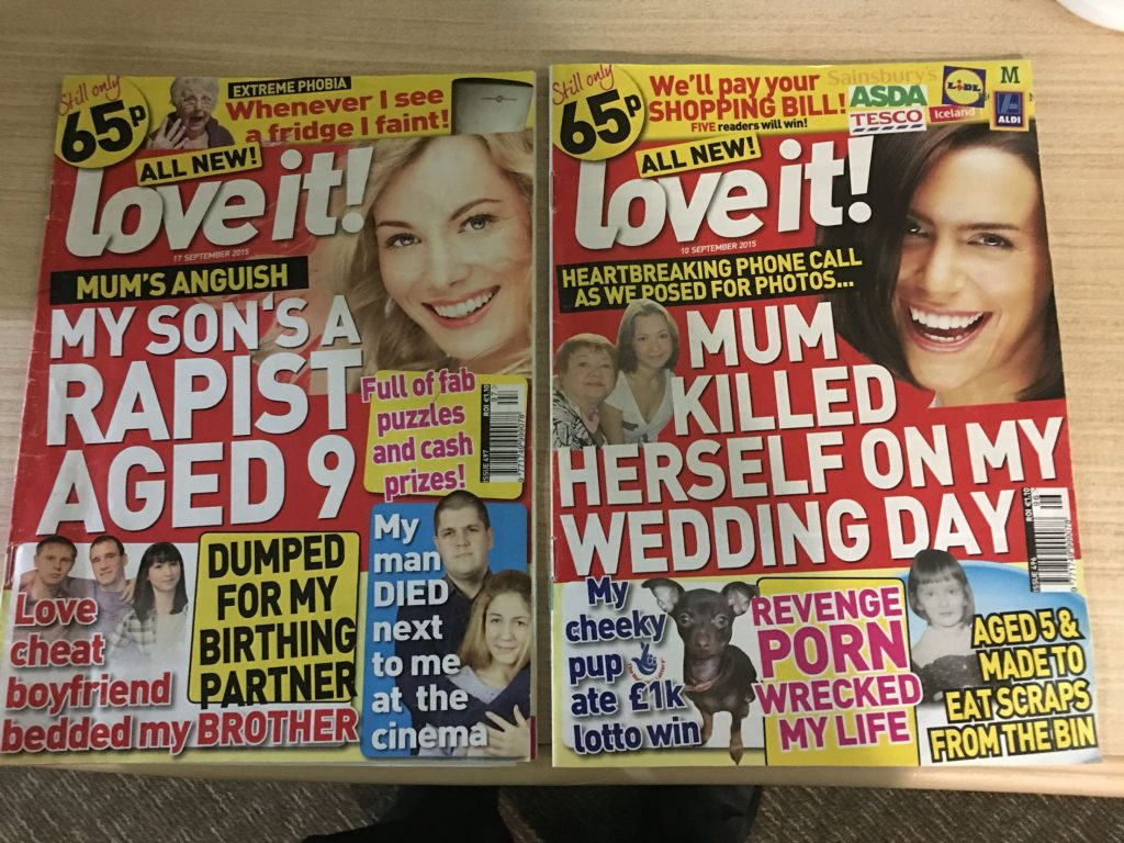 Love it magazine covers 1024x768 Love it magazine covers