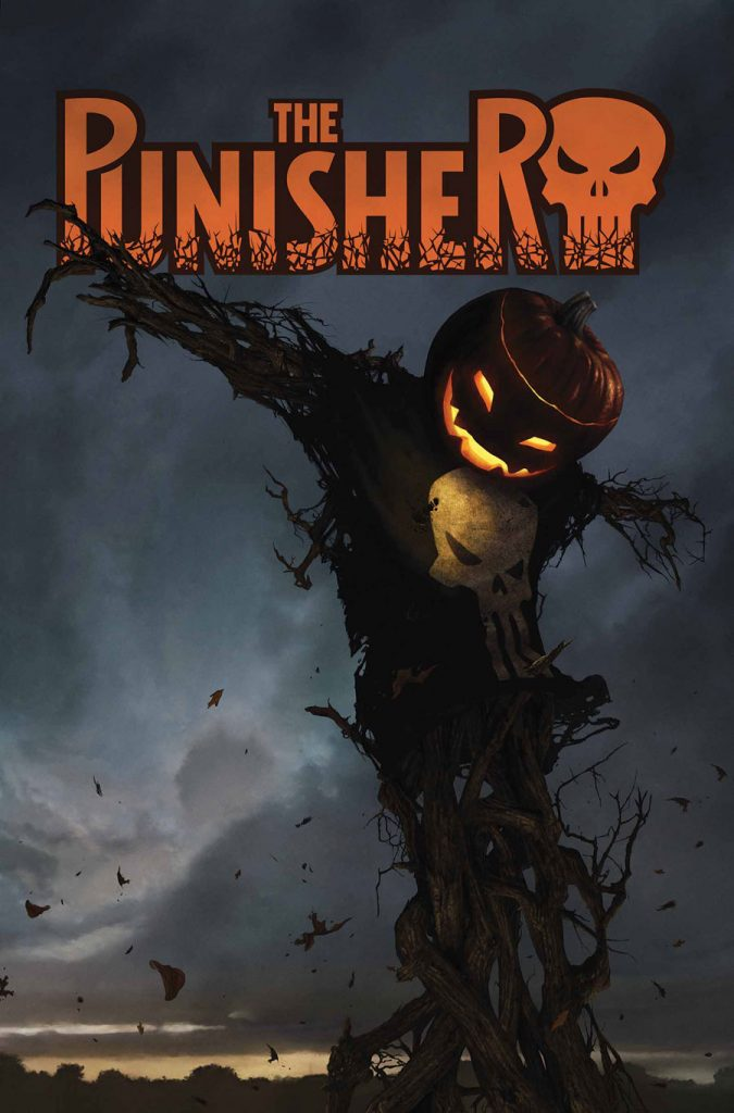 The Punisher- Scarecrow