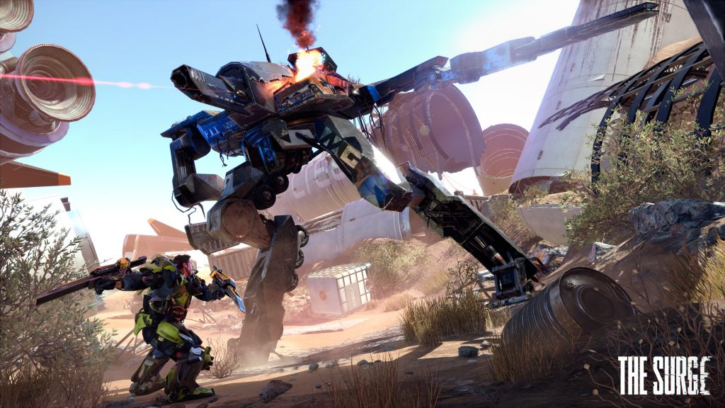 The Surge – Mech Attack