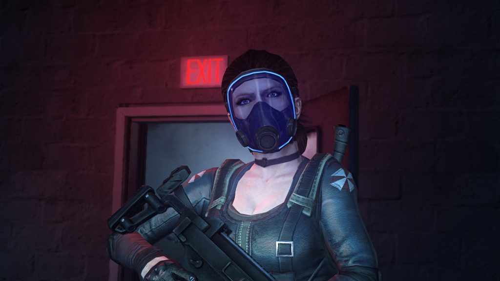 Resident Evil Operation Raccoon City Lupo