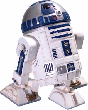 r2 d2 cookie jar Star Trek 92009) Cameos and Easter Eggs