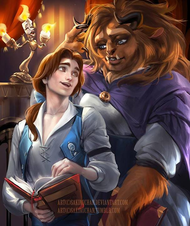 genderswapped 3 Art Swaps the Genders of Disney Characters