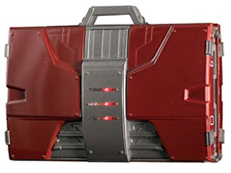 EFX10030 Iron Man 2: 1/4 Scale Mark V Suitcase Mobile Fuel Cell