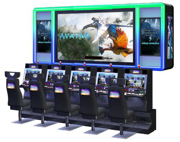 avatar slot machines Avatar Video Slot Machines