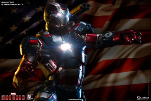 300370 iron patriot 001 500x333 Iron Patriot Maquette