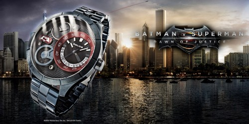 police 1 500x250 Batman and Superman Watches