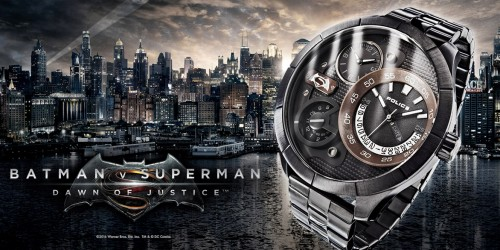 police 10 500x250 Batman and Superman Watches
