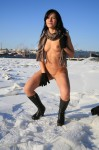 dark-hair-nude-snow-7
