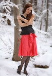 red snow girl (1)
