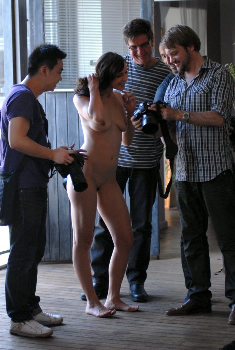 nude with three men 469x700 nude with three men