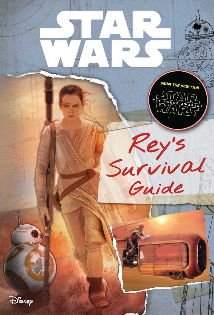 81CJZE1RGuL 695x1024 Star Wars: The Force Awakens: Reys Survival Guide