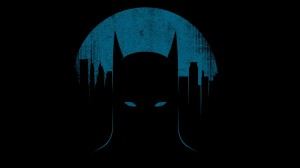 batman in the dark