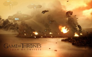 Game of thrones – storm of soviets