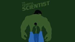 The fearful scientist