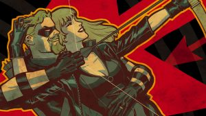 Green Arrow and Black Canary
