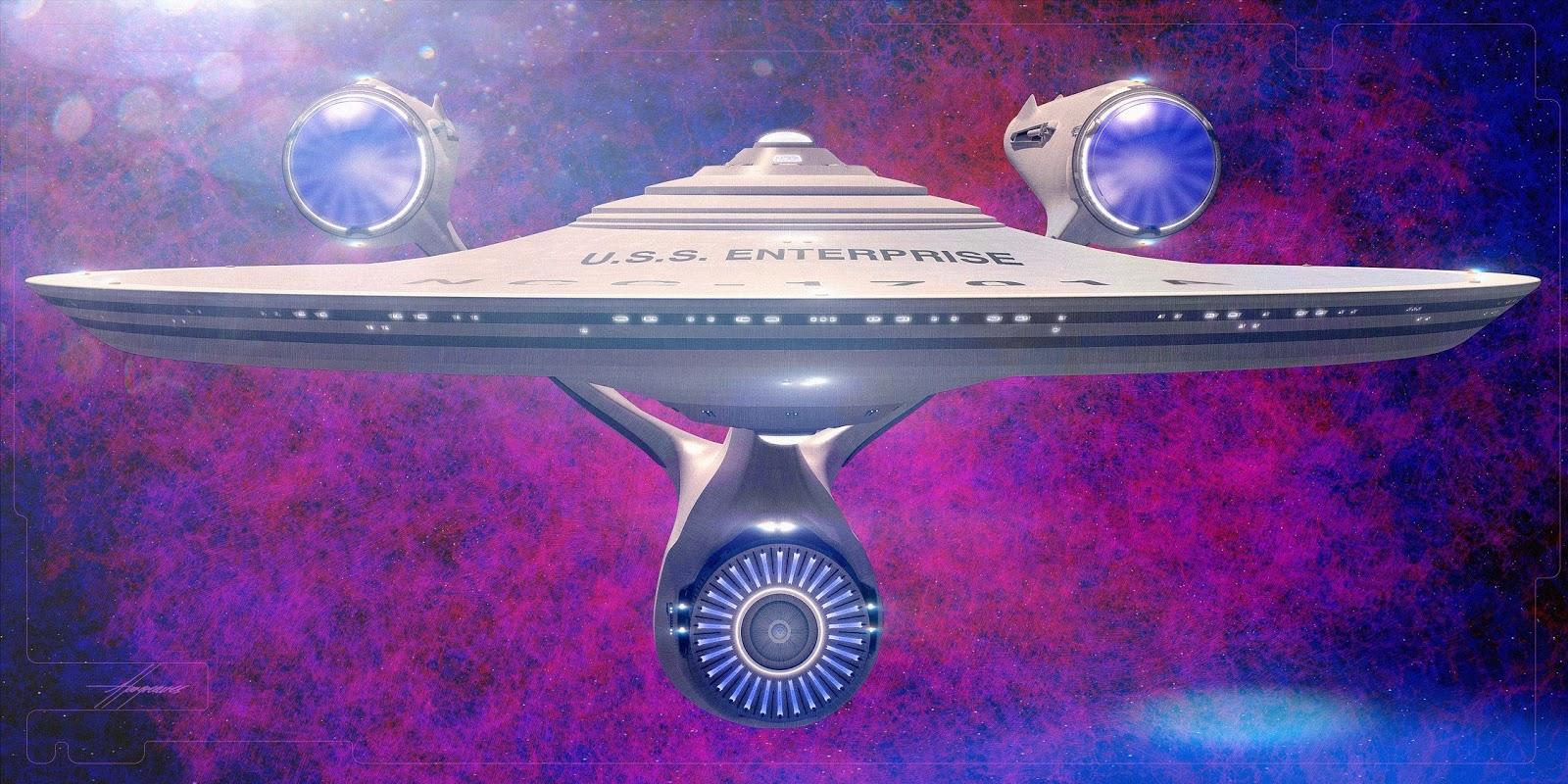 Sean Hargreaves Star Trek Beyond USS Enterprise-A concept art.jpg