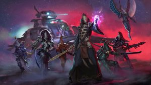 eldar faction splash by diegogis bertllorens
