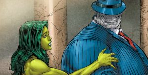 she hulk and grey hulk