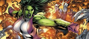 she hulk punching