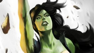 she hulk punchingup